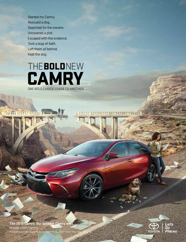 all new camry commercial kijang innova reborn for madison avenue bold is the tack york times