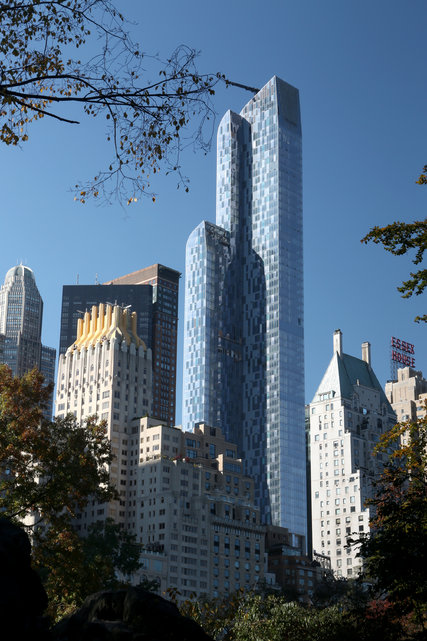 At One57 554 Million and Ready for Entertaining  The