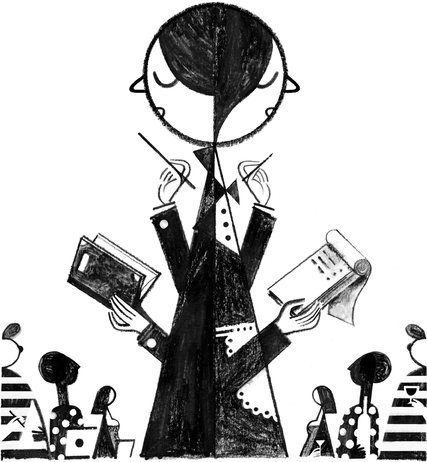 Professor or Waitress? (Roman Muradov, NYTIMES)