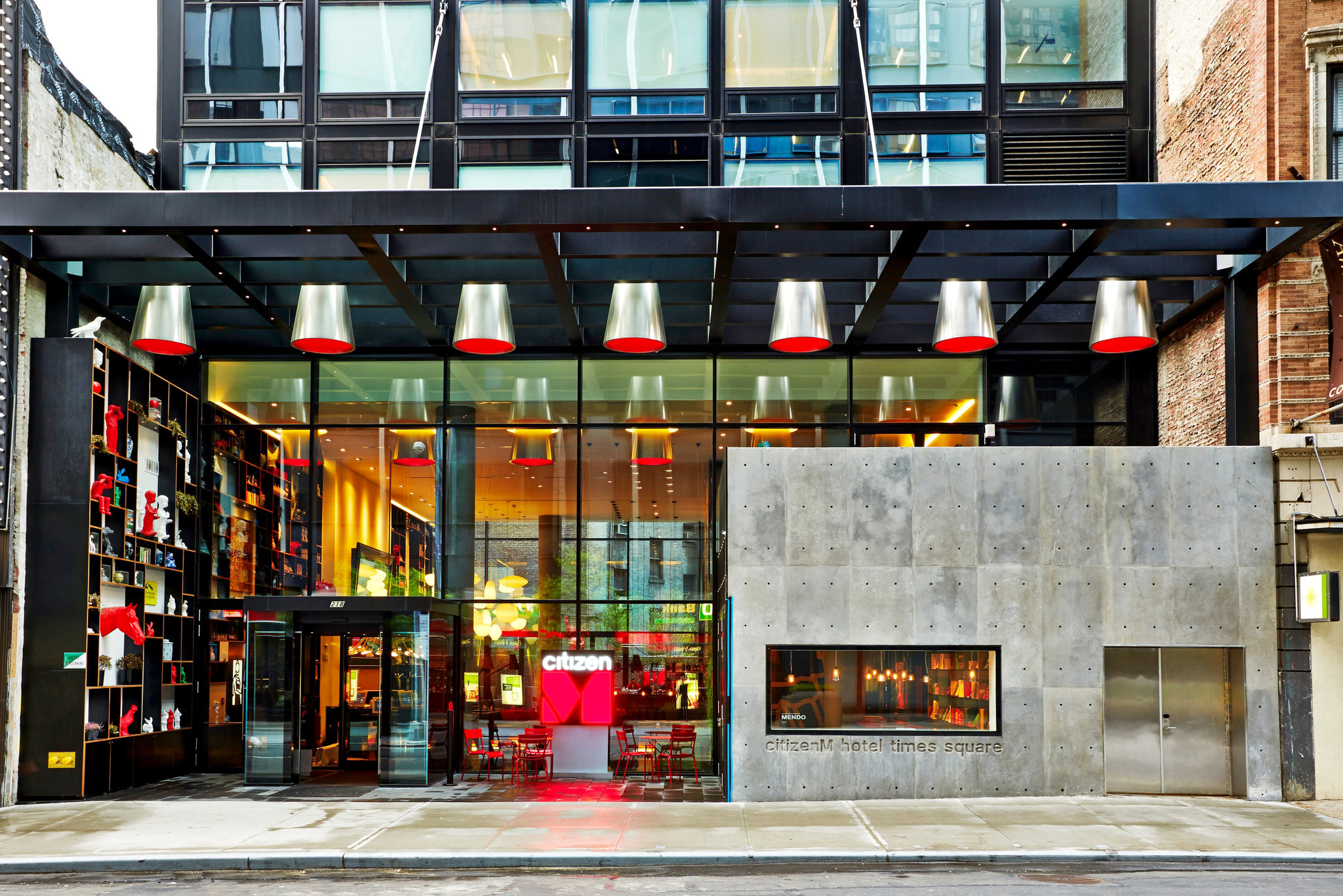 Hotel Review Citizenm In Manhattan The New York Times