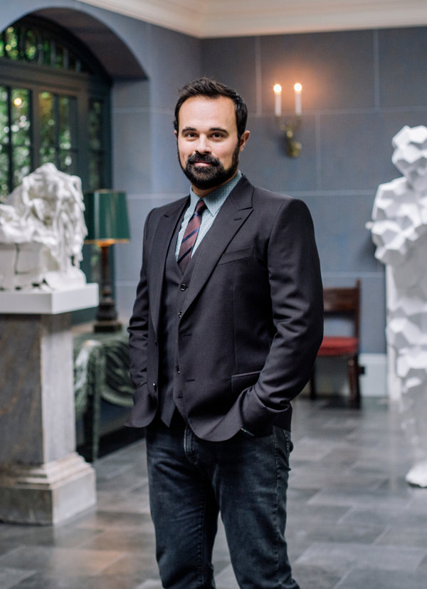 The Rise Of Evgeny Lebedev The New York Times