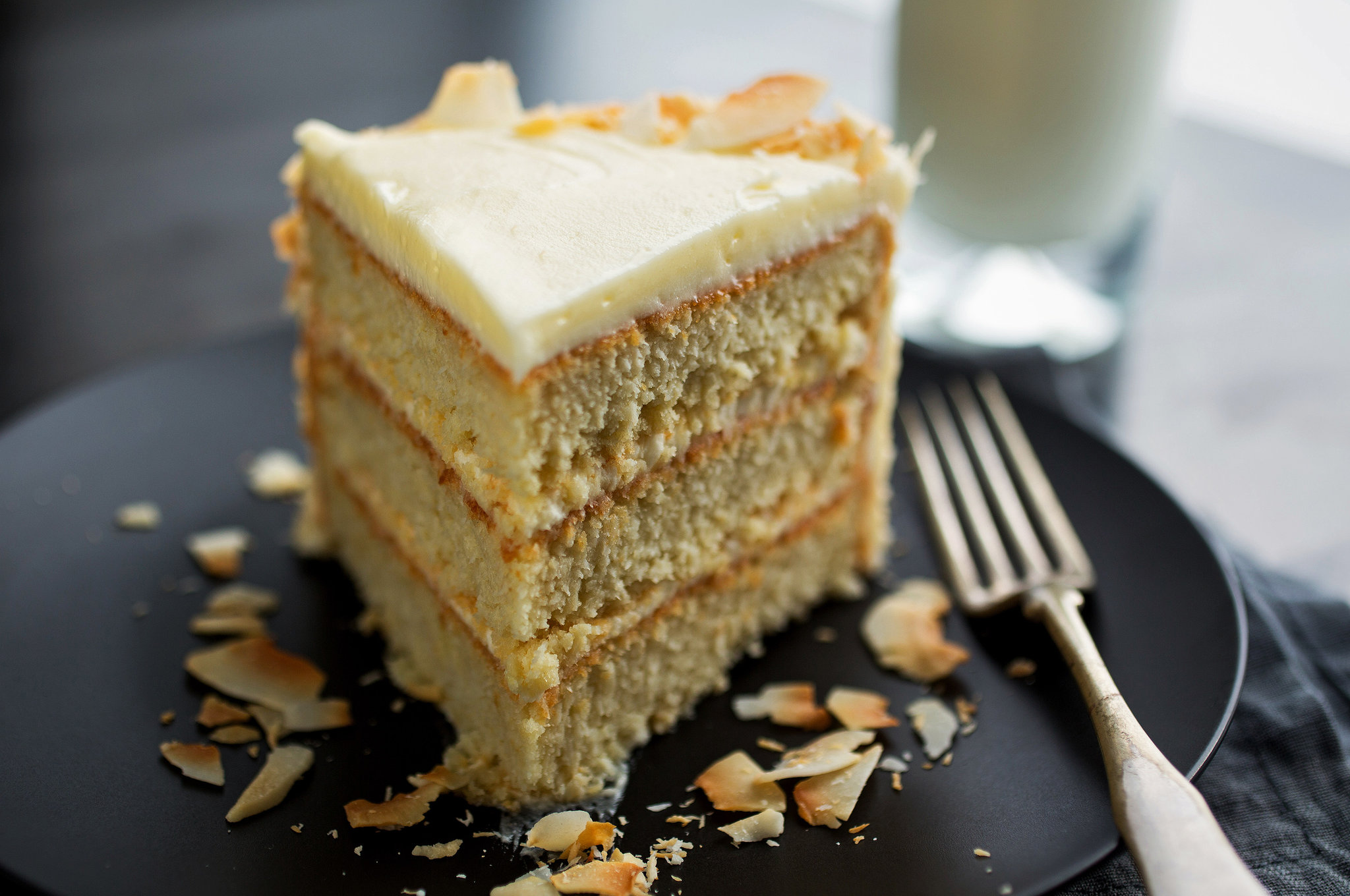 Coconut Layer Cake Recipe Nyt Cooking