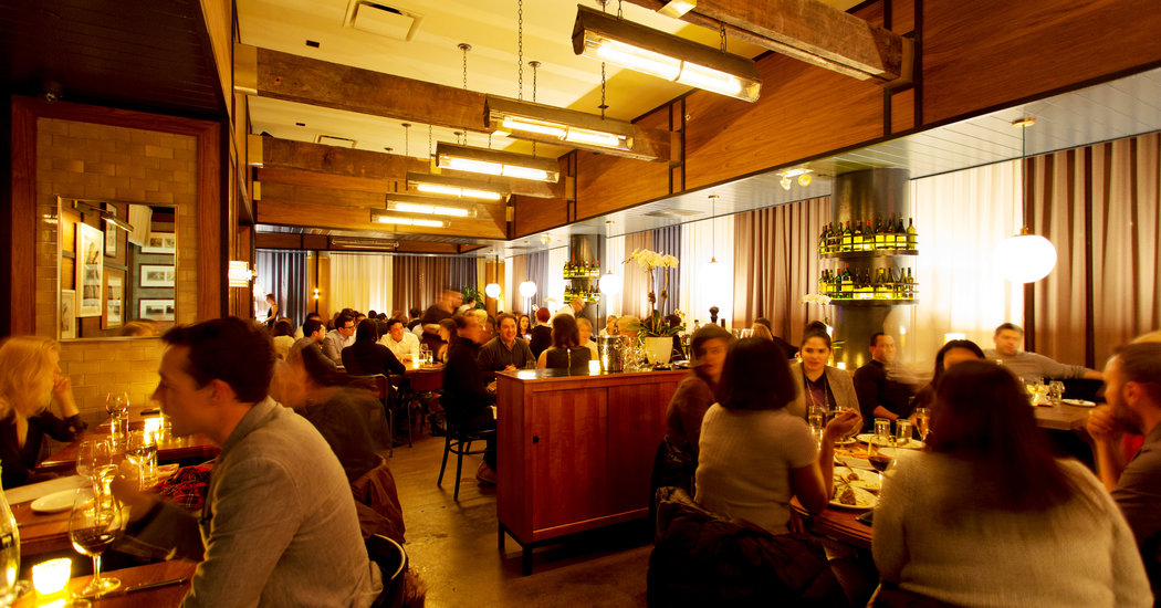 Restaurant Review Bowery Meat Company In The East Village