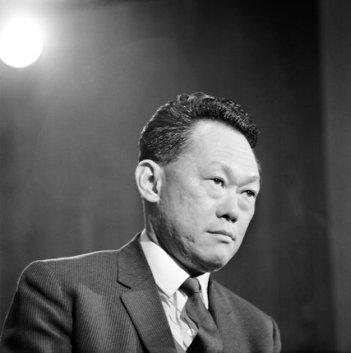Resultado de imagen para Lee Kuan yew