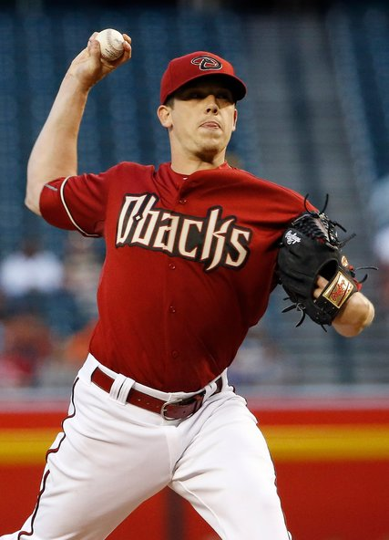 Diamondbacks' Overhaul Starts On Mound The New York Times