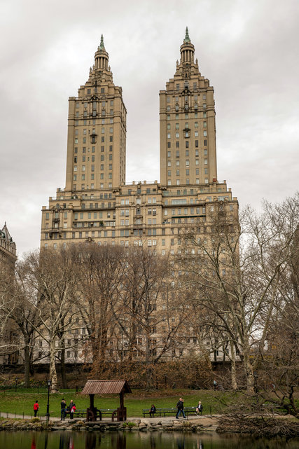 Demi Moore Is Seeking 75 Million for Her Central Park