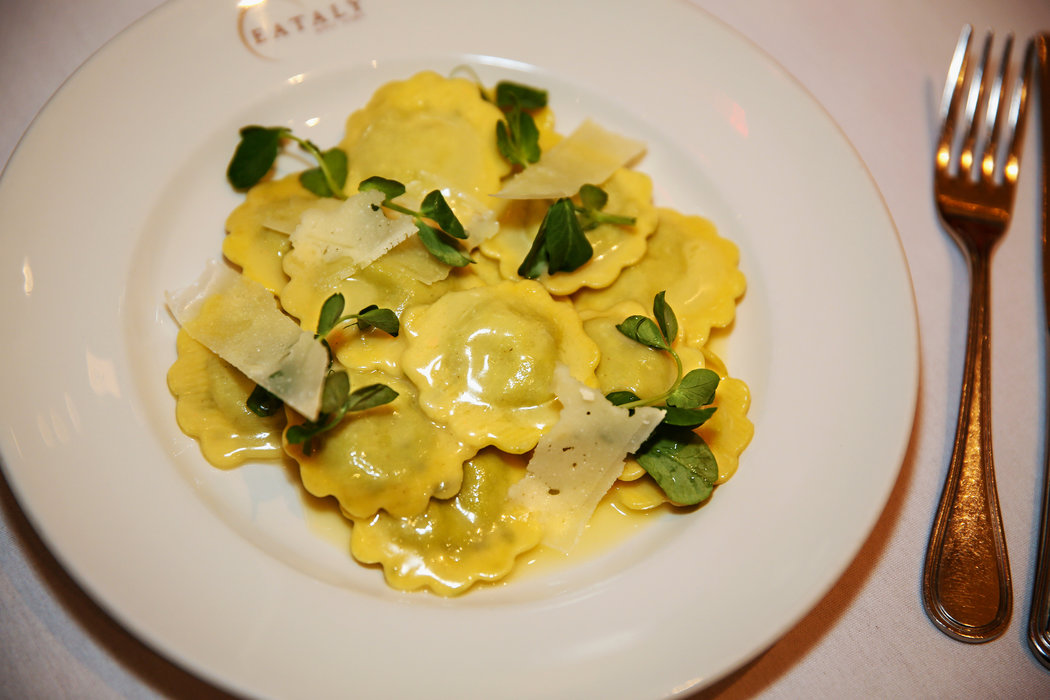 New York Times Fresh Egg Pasta