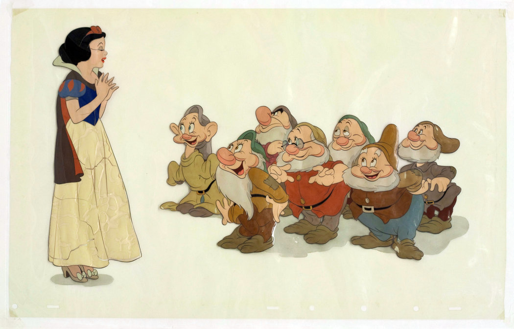 Anti Aging Measures For Disneys Animation Cels The New