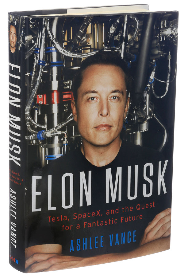 Elon Musk A Biography By Ashlee Vance Paints A Driven