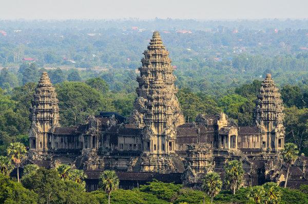 跟隨吳哥窟的發現者游柬埔寨 - 紐約時報中文網