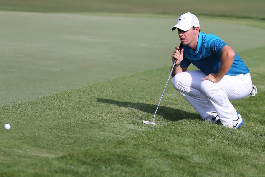 Rory McIlroy Cruises to Wells Fargo Title - The New York Times