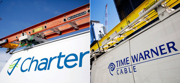 Broadband at the center of charter time warner cable dealbroadband deal also new rh nytimes