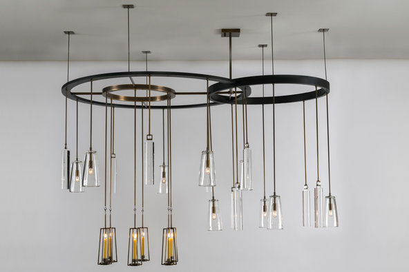 a chandelier that stands the tests of time