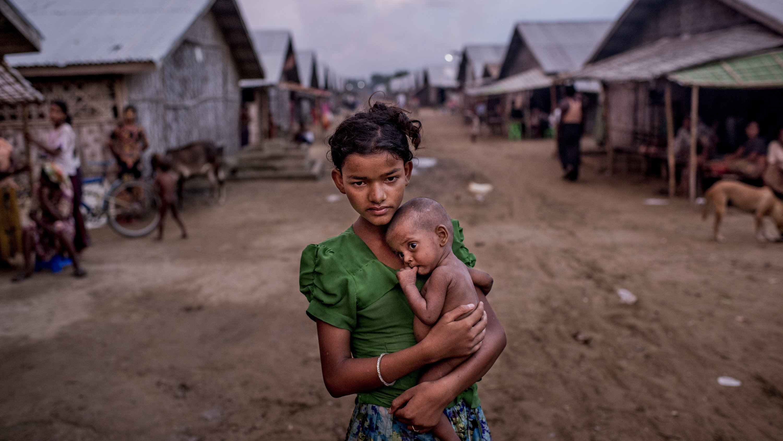 Girls In Burma S Wallpapers Myanmar To Bar Rohingya From Fleeing But Won T Address