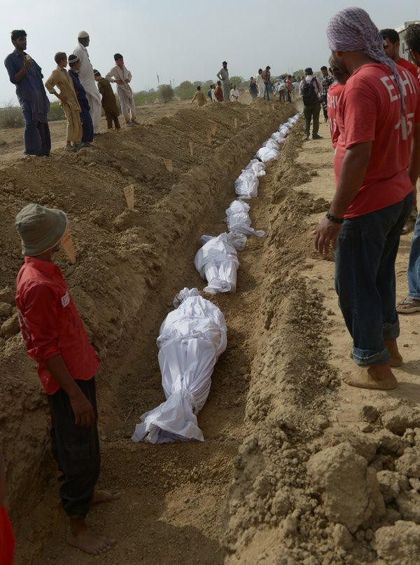Get all the breaking stoke city news. Pakistani Taliban Blame Electric Company for Heat Wave