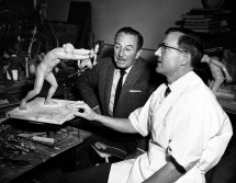 Blaine Gibson Sculptor Of Figures In Disney Parks Dies