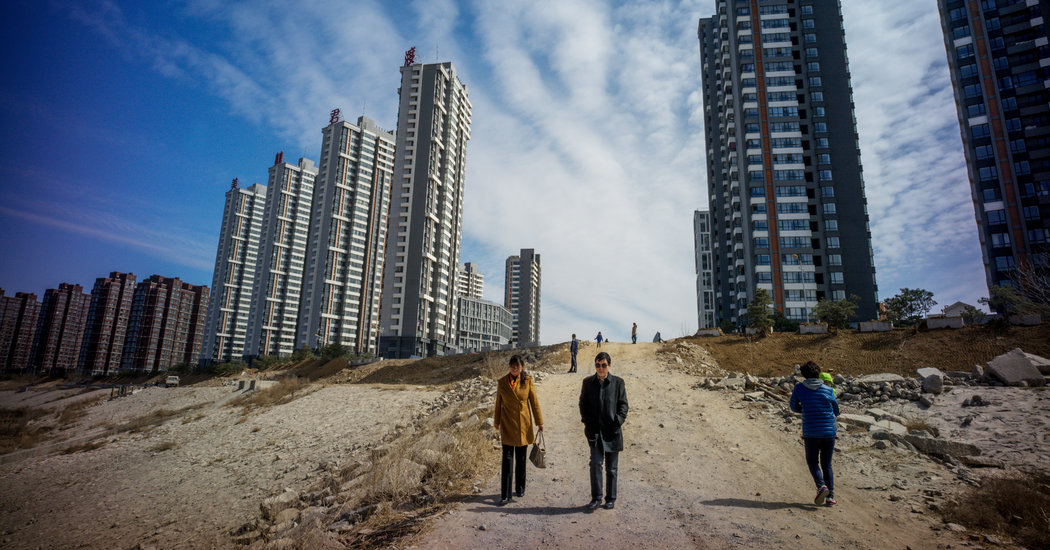 As Beijing Becomes a Supercity the Rapid Growth Brings