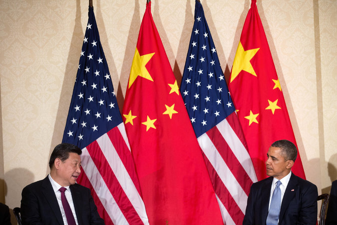 President Xi Jinping of China, who met with President Obama last year, will be making a state visit to Washington next month. Credit Doug Mills/The New York Times