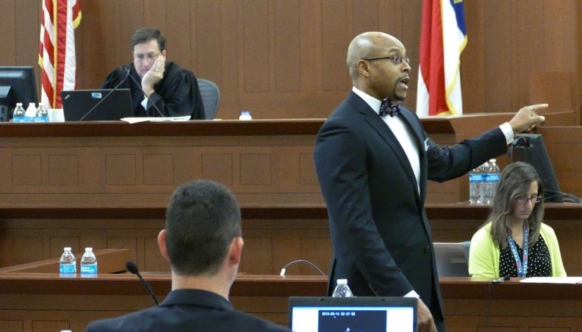Shooting Unarmed Black Man Was Self Defense Officers Lawyer Tells Charlotte Jury The New