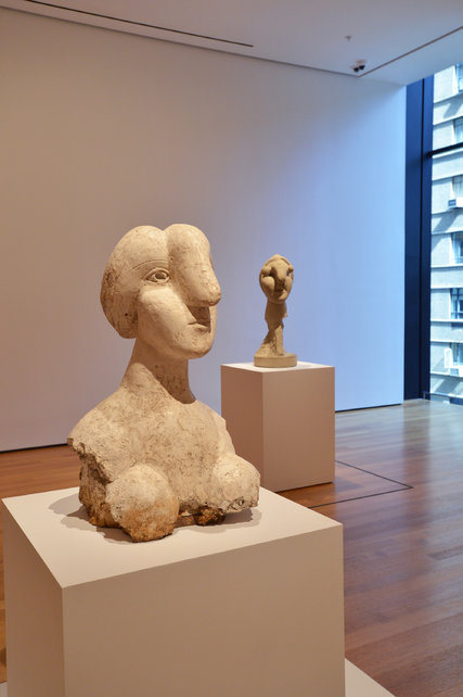 Review Picasso Completely Himself in 3 Dimensions  The