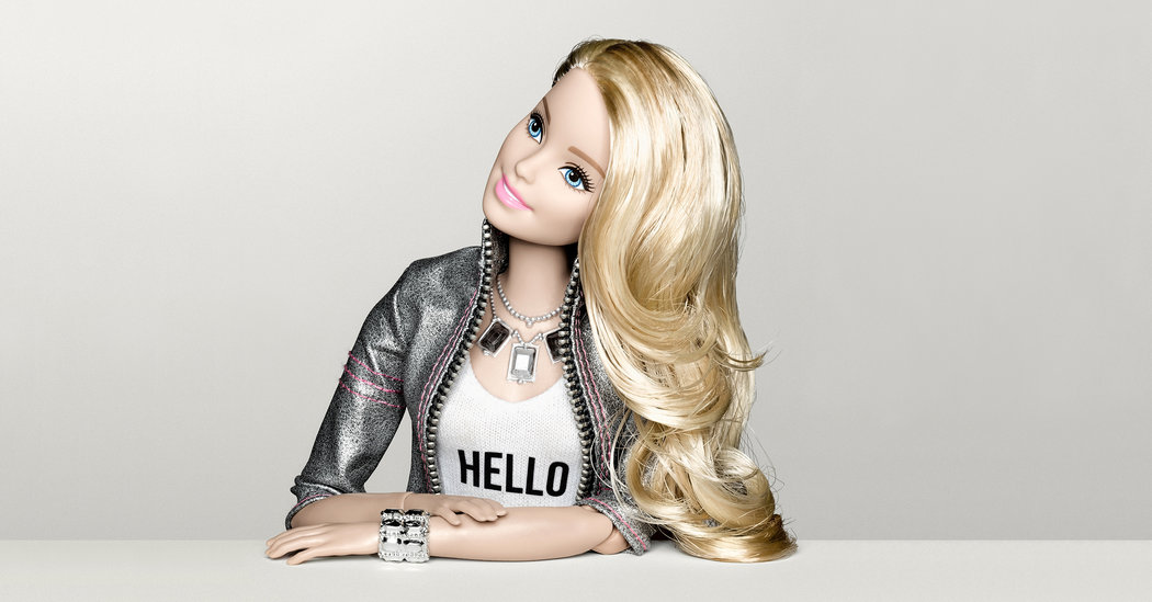 Barbie Wants to Get to Know Your Child  The New York Times