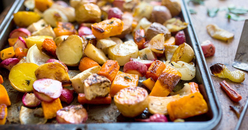 Is Roasting a Healthy Way to Cook Vegetables  The New York Times
