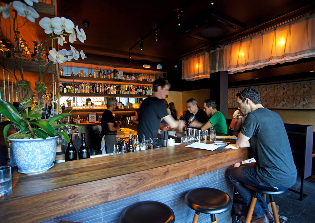 Bar Goto a New Japanese Bar on the Lower East Side  The