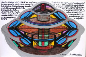 Ionel Talpazan, Whose UFO Art Had Sightings All Over, Dies at 60  The New York Times