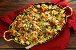 Image result for thanksgiving stuffing