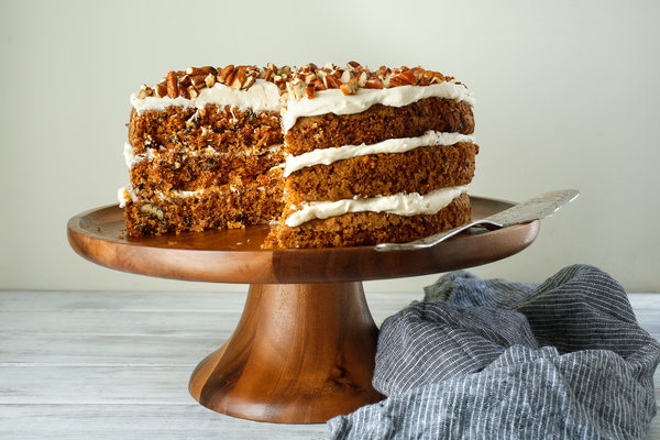 Dorie Greenspans Carrot Cake Recipe  NYT Cooking