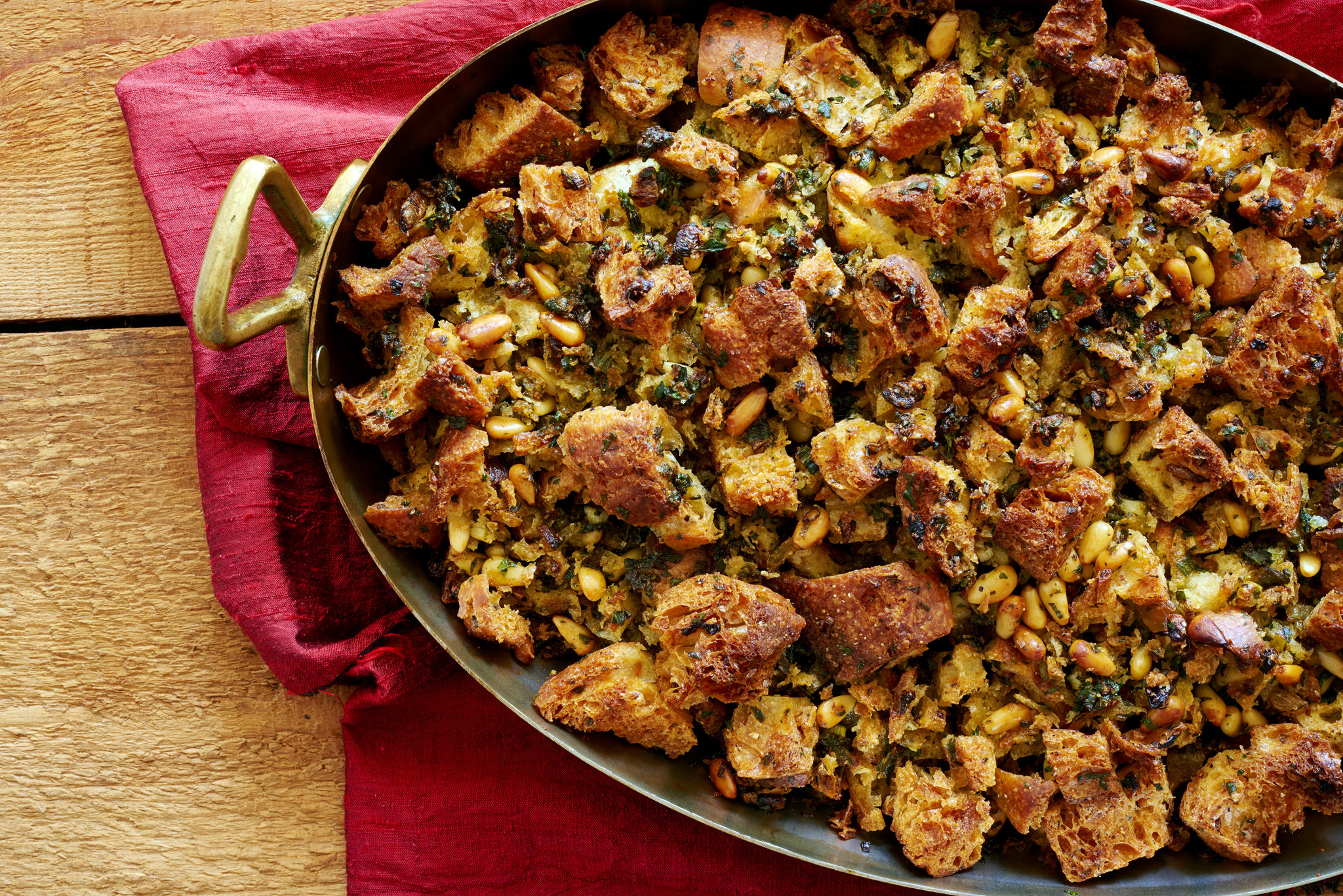 How To Make Stuffing NYT Cooking
