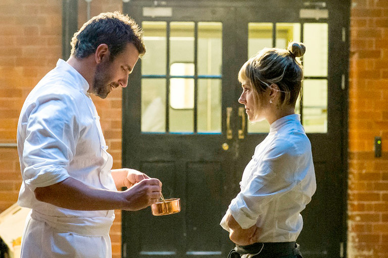 Review Burnt With Bradley Cooper as a Chef Fresh From