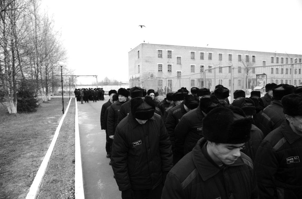 俄羅斯監獄新規:囚犯不許說黑話 - 紐約時報中文網