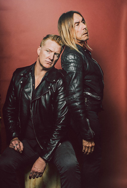 Iggy Pop and Josh Homme Team Up for Post Pop Depression  The New York Times