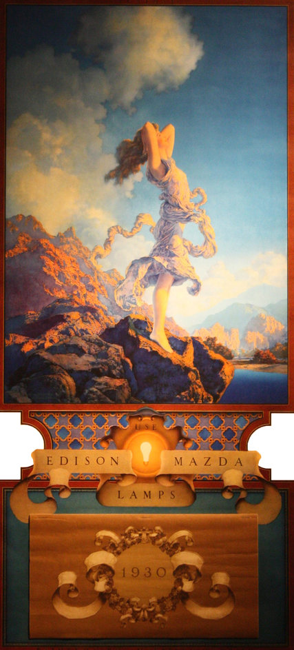 The Art of Maxfield Parrish  The New York Times