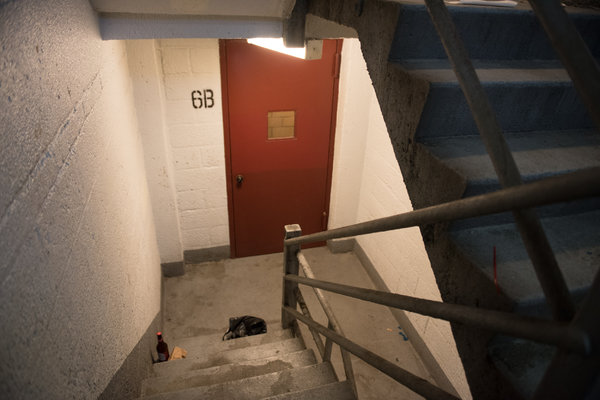 Shootings in Public Housing Project Highlight Risks of