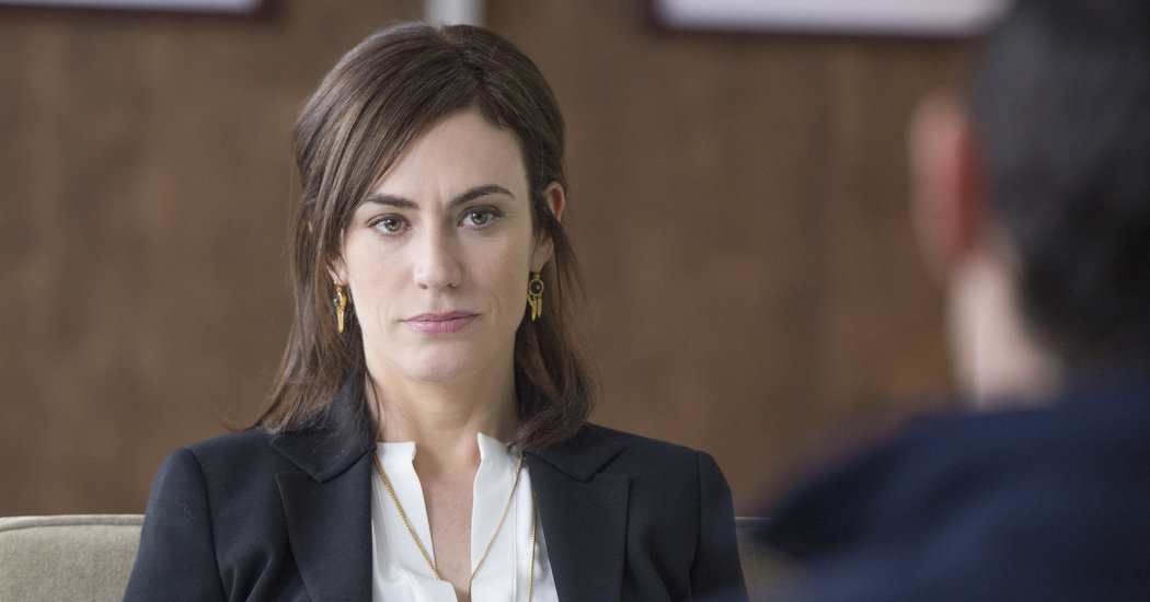 Maggie Siff on Billions I Might Leave Marks  The New