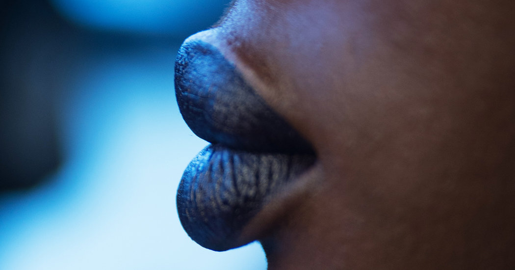 The Model Whose Lips Spurred Racist Comments Speaks Out