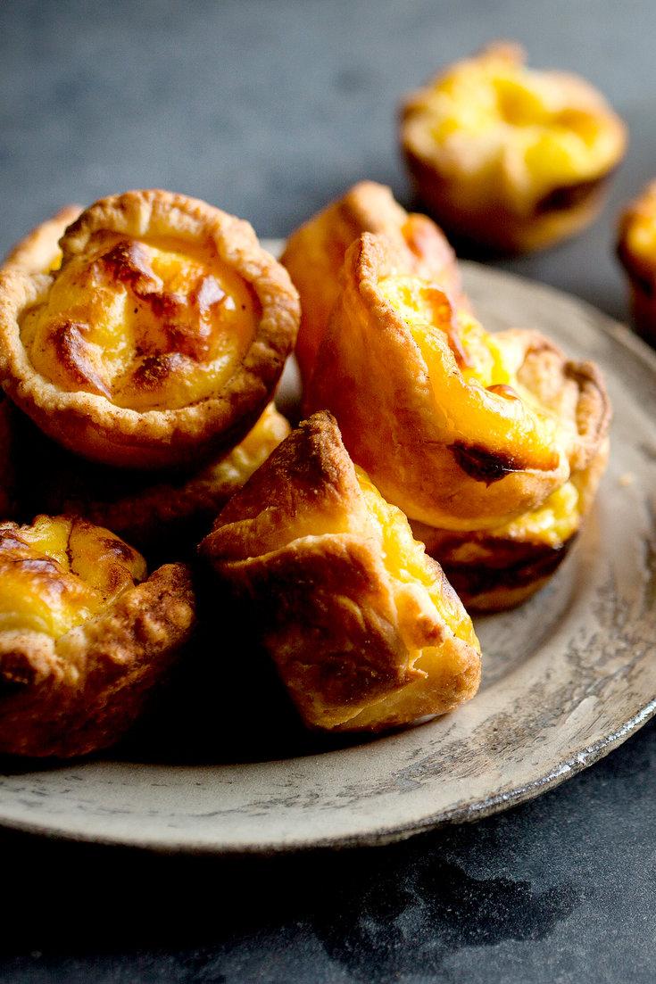 Portuguese Egg Custard Tarts Recipe - NYT Cooking