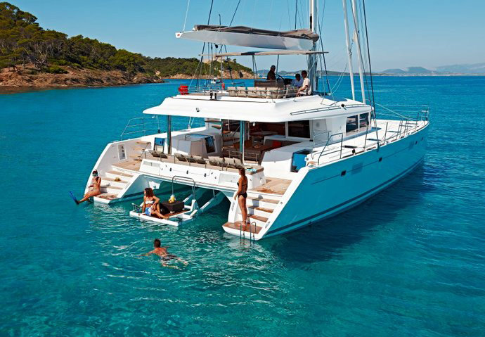 Yacht Vacations Not Just For The Rich The New York Times