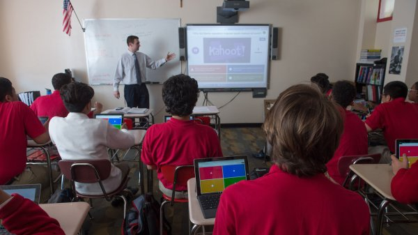 Kahoot App Brings Urgency Of Quiz Show Classroom
