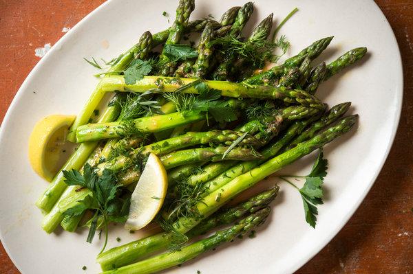 Recipes For Asparagus Season The New York Times