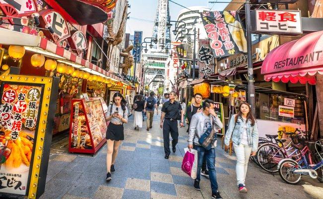 Enjoying Osaka S Famous Food Without Breaking The Bank