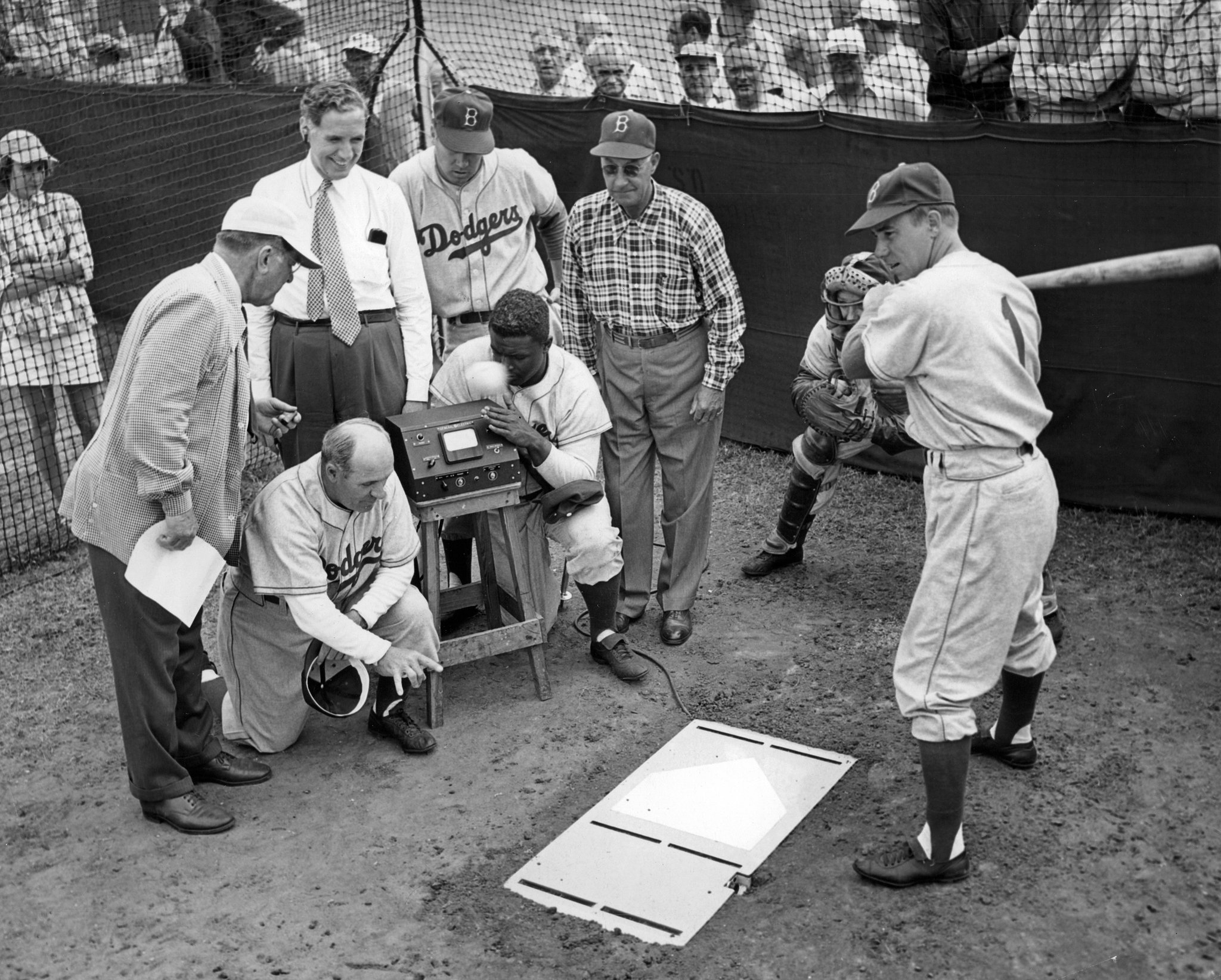 An Electronic Umpire? Baseball Tried It (in The 1950s