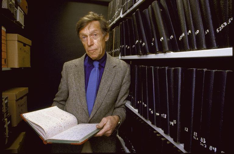 Daniel Aaron Critic And Historian Who Pioneered American