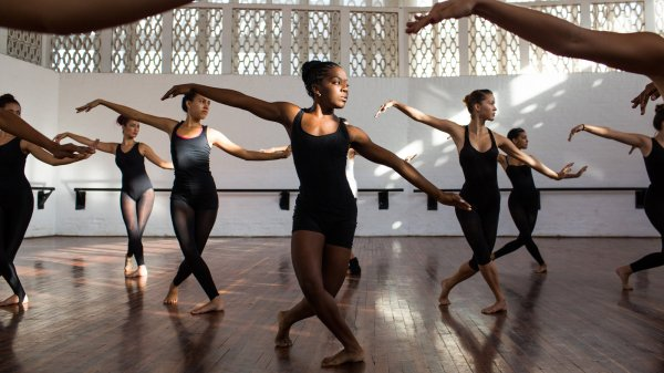 Cuban Modern Dance - York Times