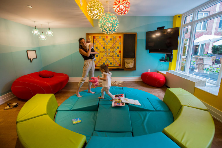 Playrooms That Are More Frank Gehry Than FisherPrice