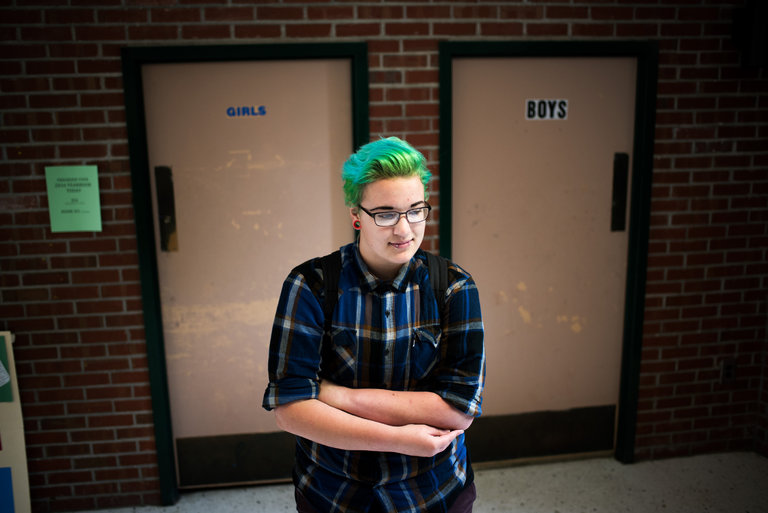 Transgender Bathroom Debate Turns Personal at a Vermont
