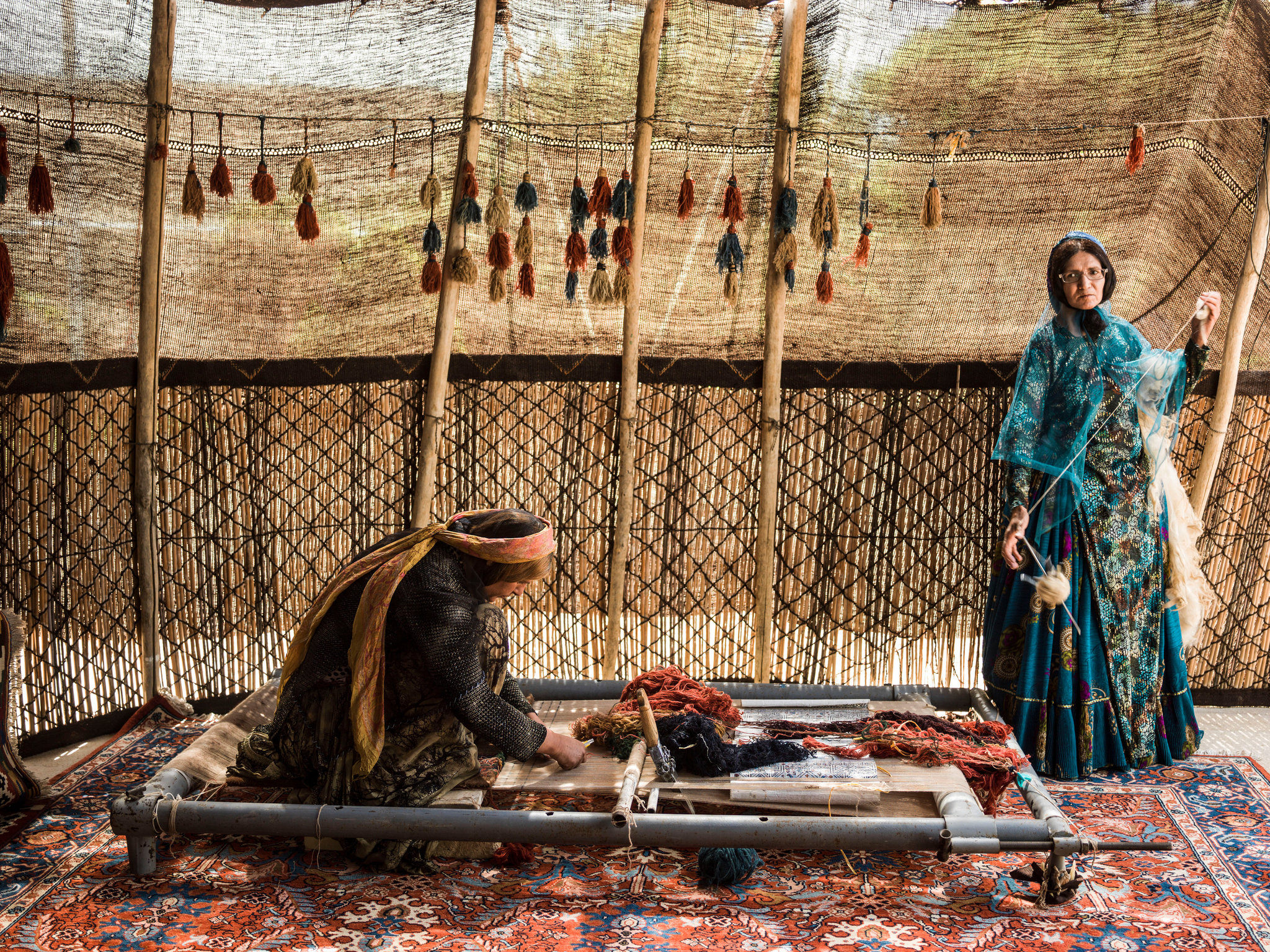 The Persian Rug May Not Be Long For This World The New