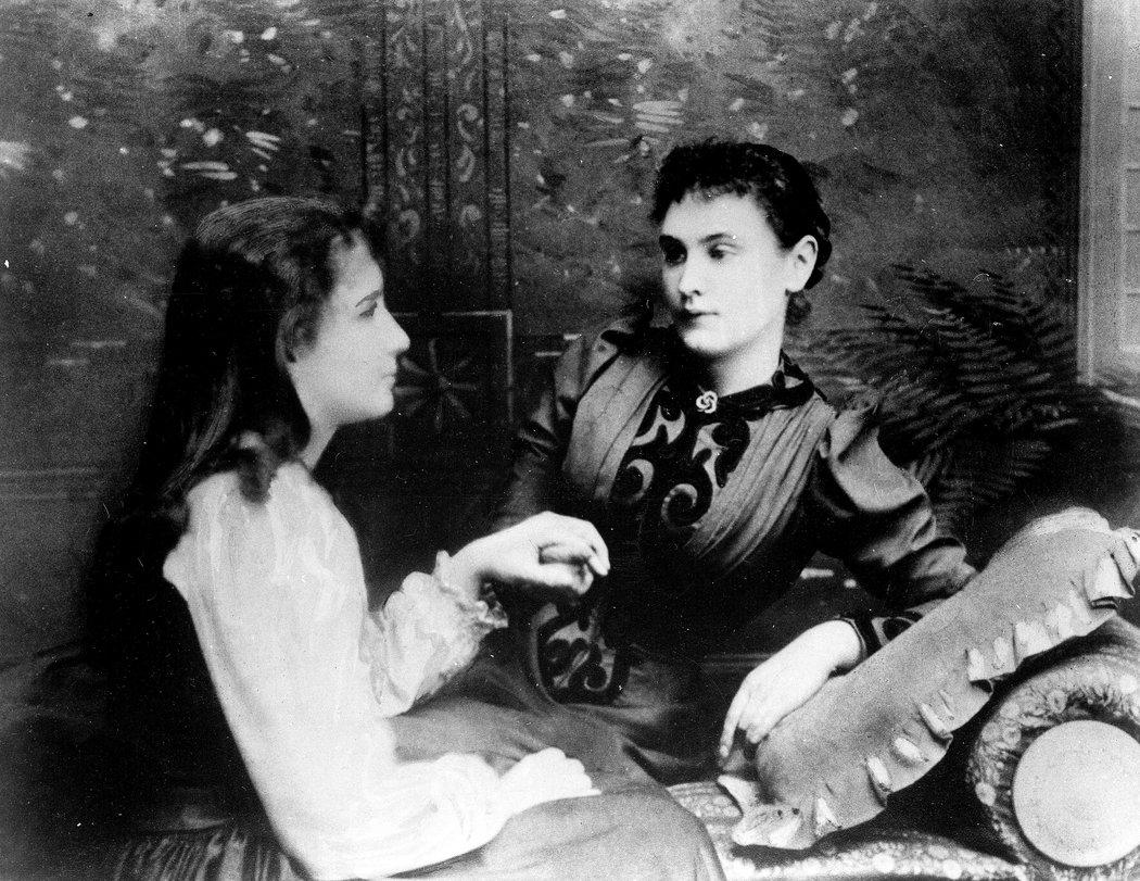 Waltzing With Helen Keller